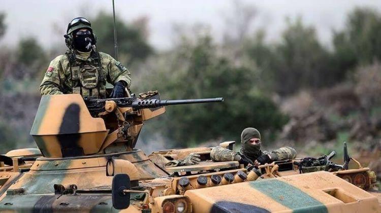 Afrin'de yoğun çatışma!