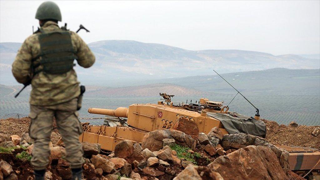 'Türkiye Meşru Müdafaa Hakkını Kullanıyor'