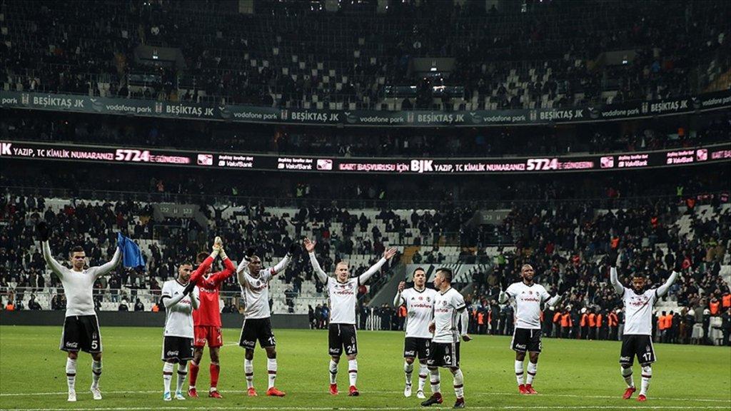 Beşiktaş (5-0) Karabükspor