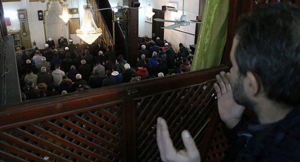 Makedonya ve Bosna Hersek'te Türk Askeri İçin Dua Edildi