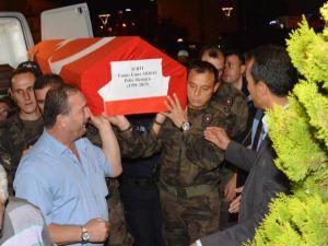 Cizre'deki Saldırıda Yaralanan Özel Harekat Polisi, Gata'da Şehit Oldu (2)