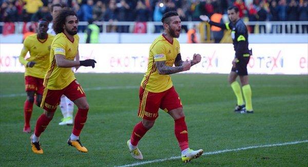 Malatyaspor (1-1) Kasımpaşa