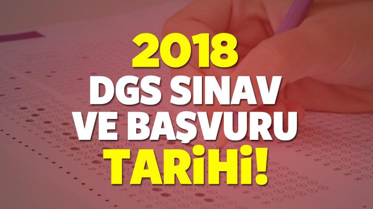 2018 DGS sınavı ne zaman? ÖSYM başvuru tarihini...