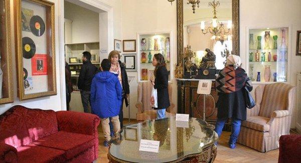 Barış Manço Müzesi'ne Ziyaretçi Akını
