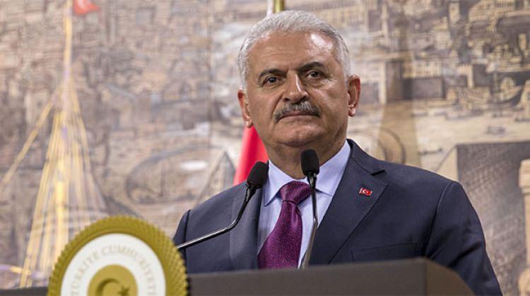 Başbakan'dan Zeytin Dalı Harekatı açıklaması