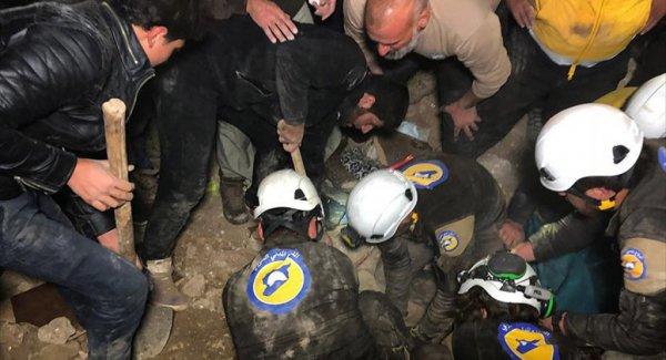 İdlib'de Saldırılar Can Almaya Devam Ediyor
