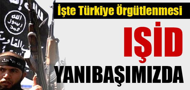 IŞİD'IN TÜRKİYE HÜCRELERİ DEŞİFRE OLDU !