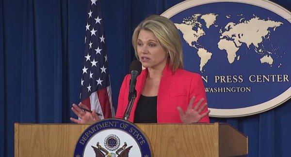 ABD'den Suriye Rejiminin İdlib'de Klor Gazı Kullanmasına Tepki