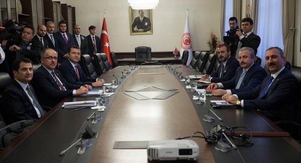 AKP-MHP İttifak Çalışmasında Sona Yaklaşıldı