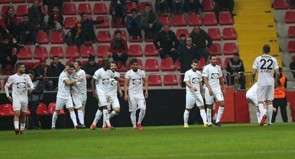 Kayserispor (2-2) Akhisarspor: Akhisarspor Yarı Finalde