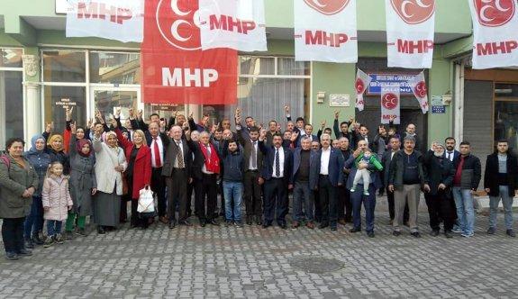 MHP Sinop 5. İstişare toplantısını Erfelek'te yaptı