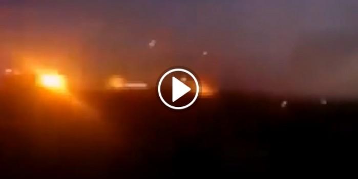 Afrin'de sıcak çatışma: yaralılar var
