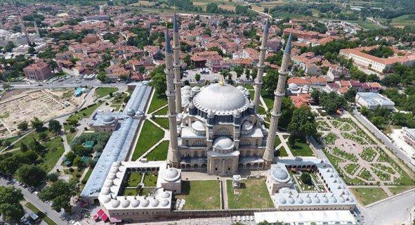 Selimiye Camiinde Kapsamlı Restorasyon Yapılacak
