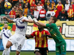Göztepe (3-3) Osmanlıspor