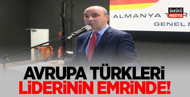 """Cemal Çetin: """"Liderimizin emrinde yolumuza devam edeceğiz"""""""