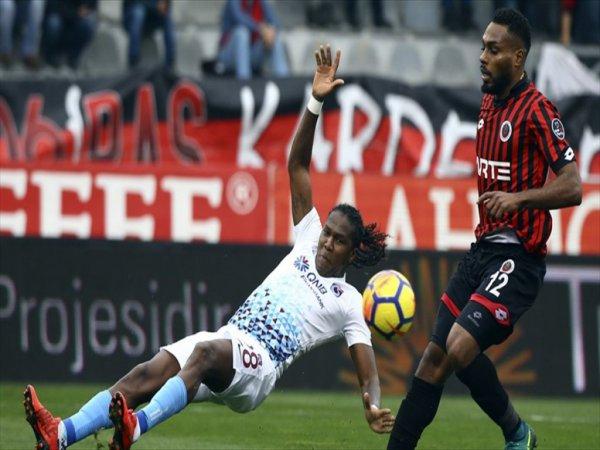 Gençlerbirliği (0-0) Trabzonspor