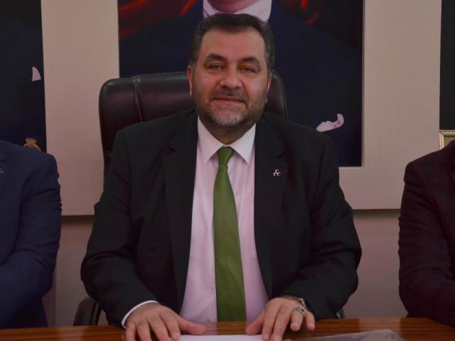 """MHP Ordu İl Başkanı Yılmaz: """"Afrin'e de Gideriz, İdlib'e De"""""""