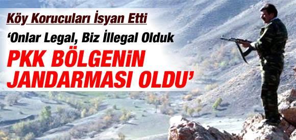 """""""PKK Bölgenin Jandarması Oldu"""""""