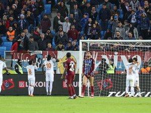 Trabzonspor (0-1) Başakşehir