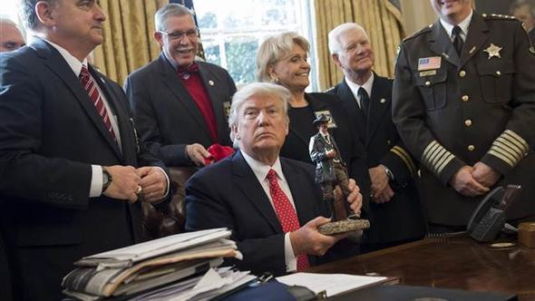 Beyaz Saray karıştı! Gizli Servis müdahale ediyor
