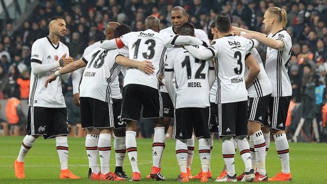 Beşiktaş (1-0) Gençlerbirliği