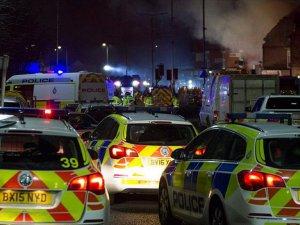 İngiltere'de Korkunç Patlama: 4 Kişi Yaralandı
