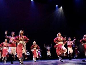 Rotterdam'da Türk Halk Oyunları Yarışması Düzenlendi
