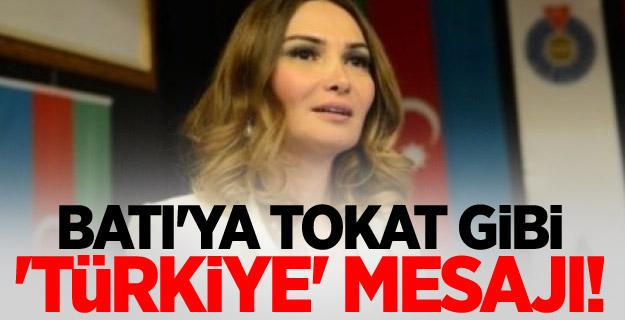 Batı'ya tokat gibi 'Türkiye' mesajı!