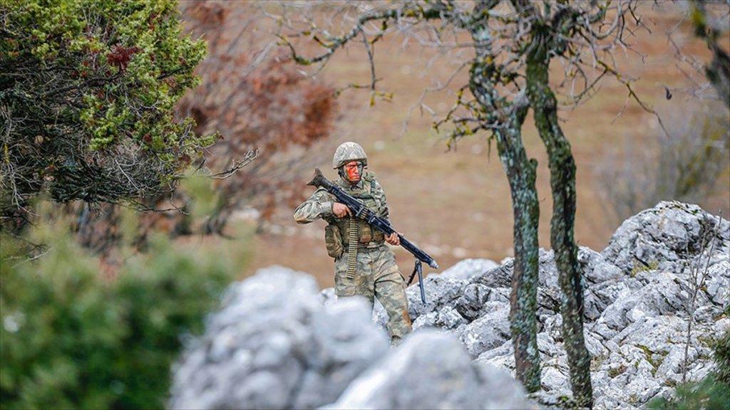 Hatay'da Bir Terörist Etkisiz Hale Getirildi