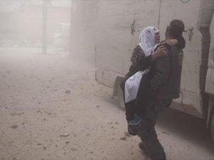Doğu Guta'da Savaş Suçu İşleyenler, Bunun Hesabını Verecek