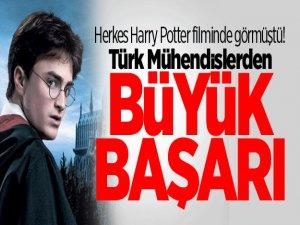 Harry Potter'ın görünmezlik pelerini gerçek oluyor