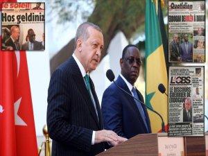 Senegal Basını: Dakar-Ankara Arasında Samimi İş Birliği
