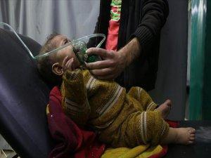 Suriye Rejimi Doğu Guta'da Yine Kimyasal Silah Kullandı