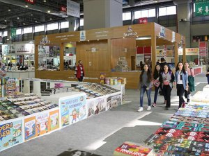 İstanbul 5'inci Uluslararası CNR Kitap Fuarı 10 Mart'ta Açılıyor