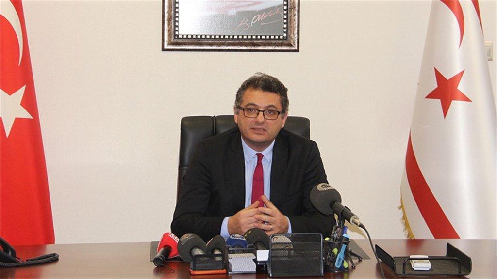 KKTC Başbakanı Erhürman Türkiye'ye Gelecek