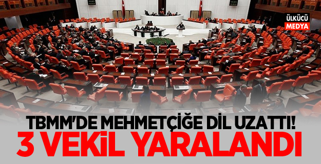 Meclis'te HDP'lilerden skandal Afrin sözleri!