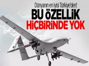 Dünyanın en iyisi Türkiye'den! Bu özellik hiçbirinde yok
