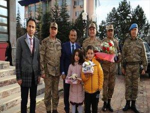 Jandarma Genel Komutan Yardımcısı Ali Çardakçı Tunceli'de