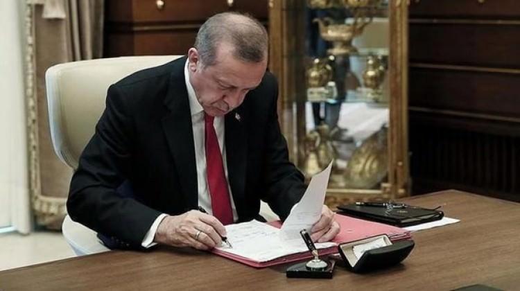Cumhurbaşkanı Erdoğan onayladı! Tamamen değişiyor