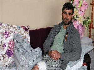 İyileşir İyileşmez Afrin'deki Arkadaşlarımın Yanına Döneceğim