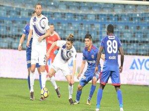 Kardemir Karabükspor (0-4) Osmanlıspor
