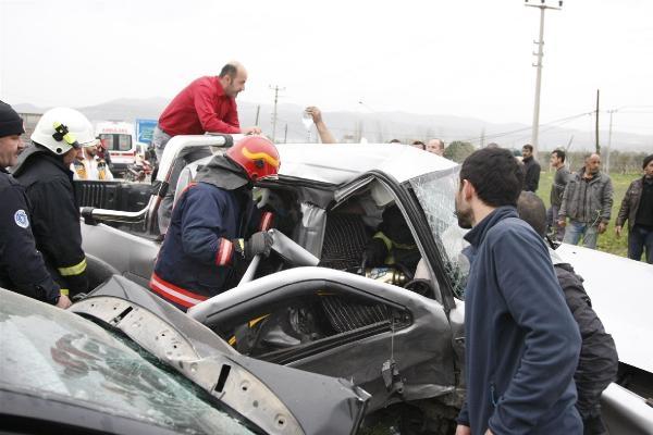 MHP Eski İlçe Başkanı Kaza Yaptı! Ölü ve yaralılar var