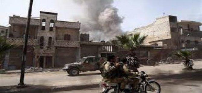 Afrin'de korkunç tuzak! Çok sayıda ölü var