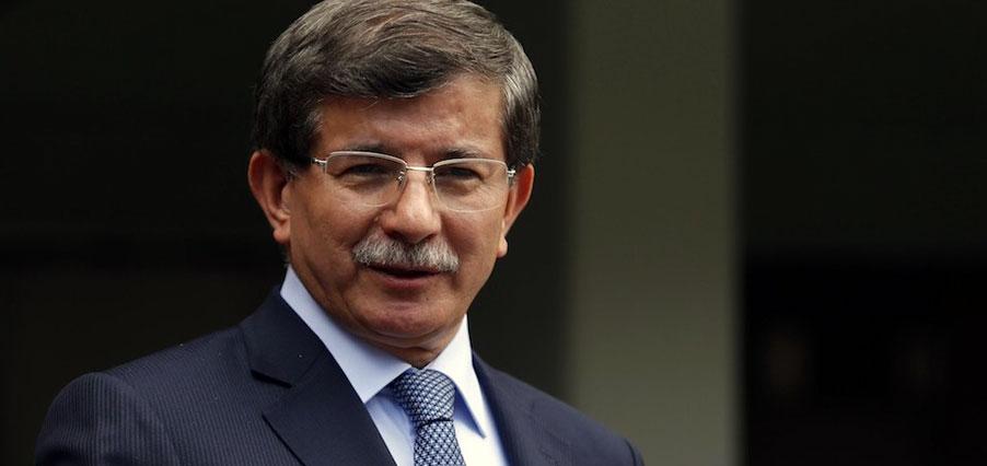Davutoğlu'ndan adaylık açıklaması
