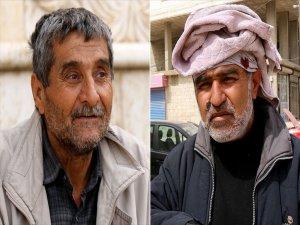 Afrinliler: PKK Bizi 3 Gün Susuz Ve Yemeksiz Bıraktı