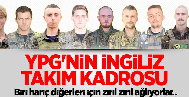 Afrin'den kaçan İngiliz terörist
