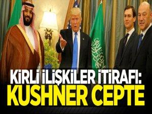 Kirli ilişkiler itirafı: Kushner cepte