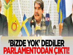 'Bizde yok' demişlerdi, parlamentolarından çıktı!