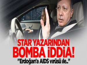 Kekeç: FETÖ, Erdoğan'a AIDS virüsü ile suikast düzenlemeyi planlıyor