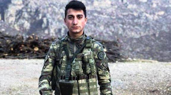 Afrin'de yaralanan Asker şehit oldu